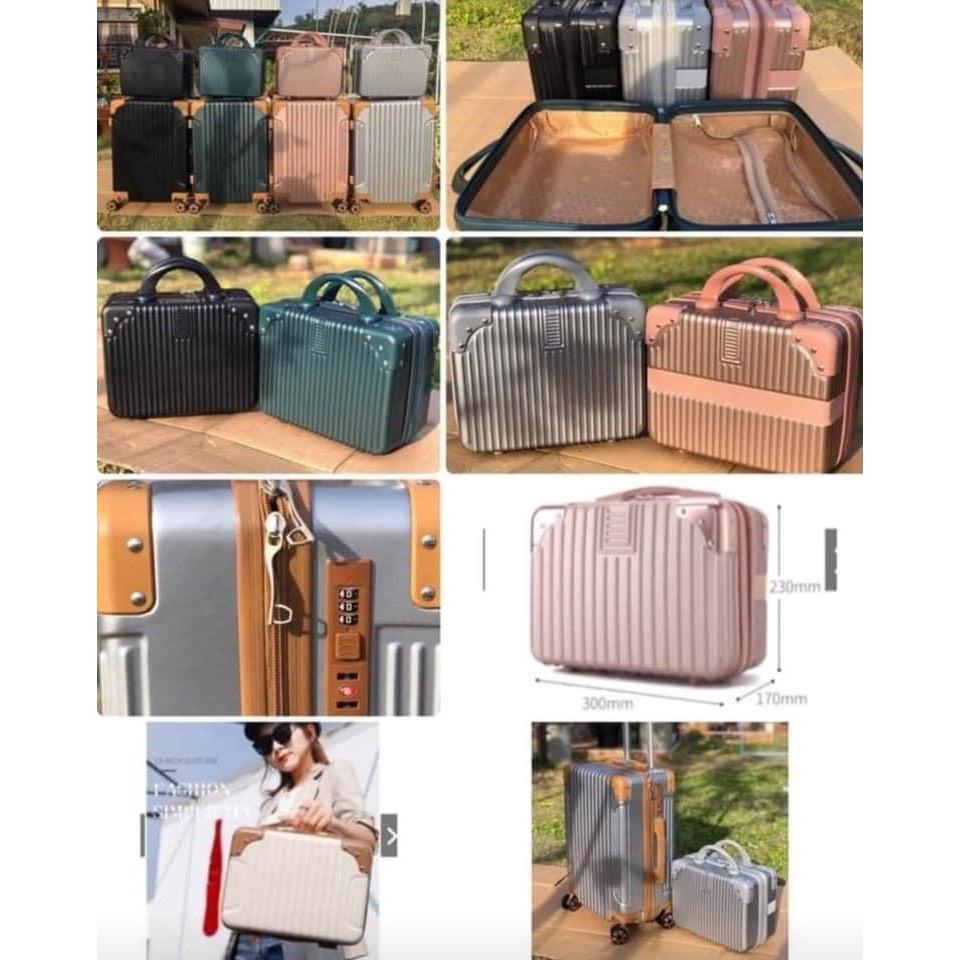 กระเป๋าเดินทางล้อลาก ขนาด14~20นิ้ว
