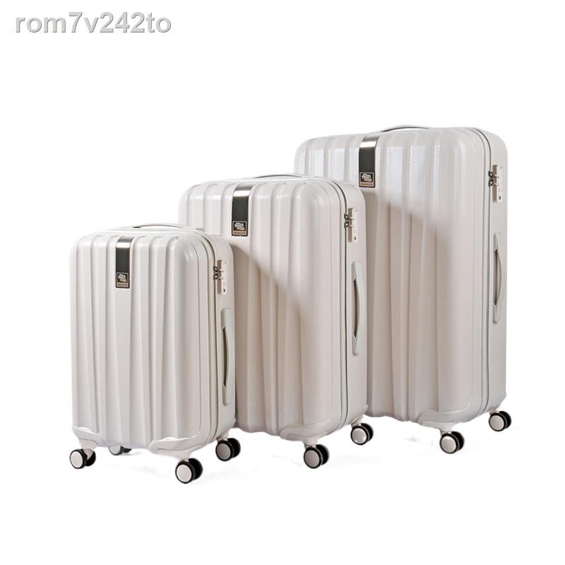 ✖Hanke Universal Wheel Trolley Case 20 นิ้วกระเป๋าเดินทาง 24 นิ้ว กระเป๋าเดินทางกระเป๋าเดินทาง 29 นิ้วกระเป๋าเดินทางกระ