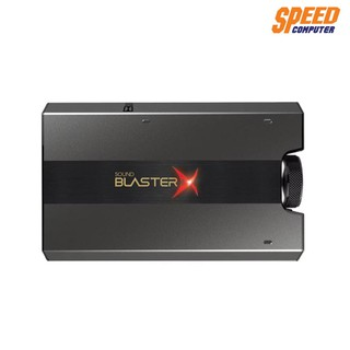 CREATIVE SOUND BLASTERX G6 7.1 HD Audio Portable SPEED GAMING