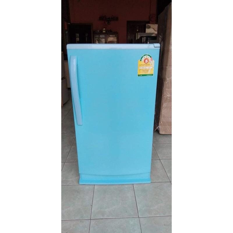 ตู้เย็นมือสอง 5คิวมีประกันพร้อมใช้งาน