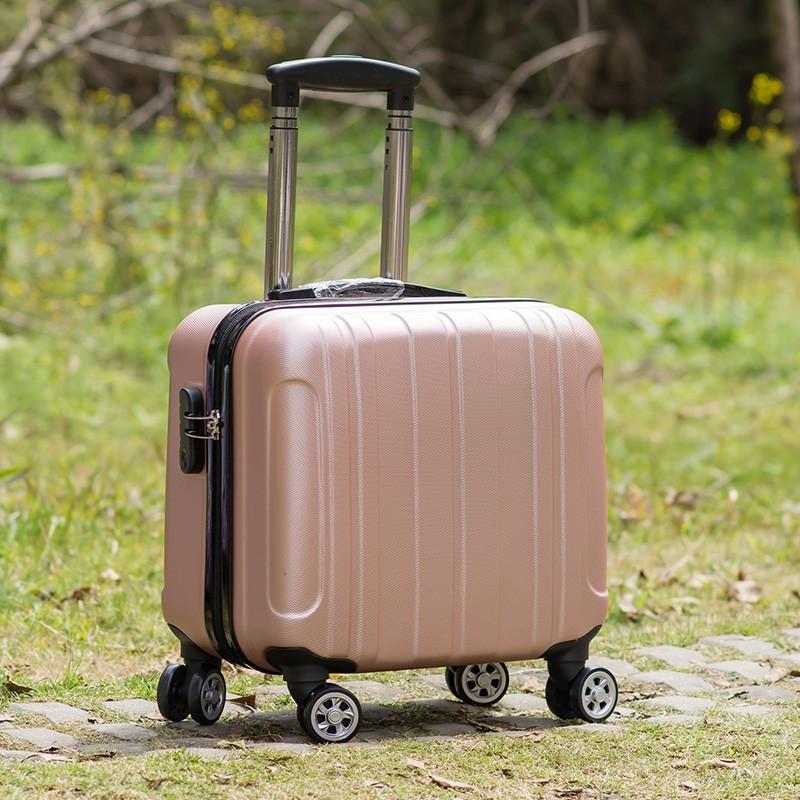กระเป๋าเดินทางล้อลาก❍♤✑กระเป๋าเดินทางขนาดเล็ก 20 * 30 40 กระเป๋าเดินทางกระเป๋ารถเข็นขนาดเล็ก 14 นิ้ว 13 กระเป๋าเดินทาง,