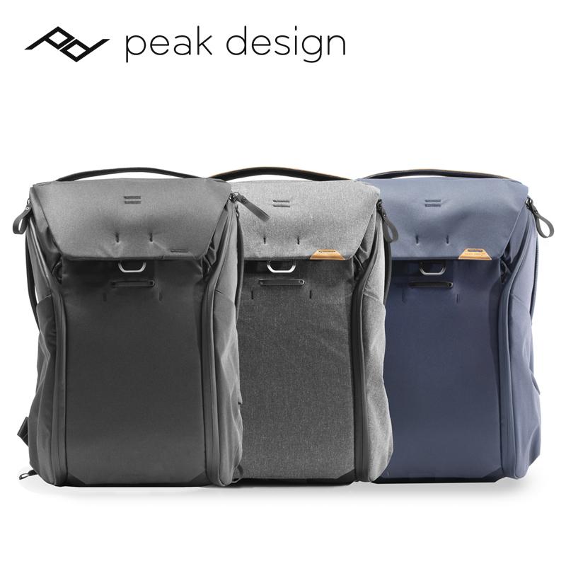 การออกแบบสูงสุดpeakdesignกระเป๋าเป้สะพายหลังทุกวัน20L 30L V2เดินทางกระเป๋าเป้สะพายหลังPDกระเป๋ากล้องความจุขนาดใหญ่เหมาะส