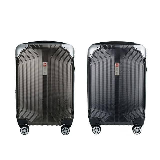 กระเป๋าเดินทาง กระเป๋าเดินทาง 20 นิ้ว SWISSGEAR กระเป๋าเดินทาง รุ่น KW-199 ขนาด20.24.28นิ้วของแท้%