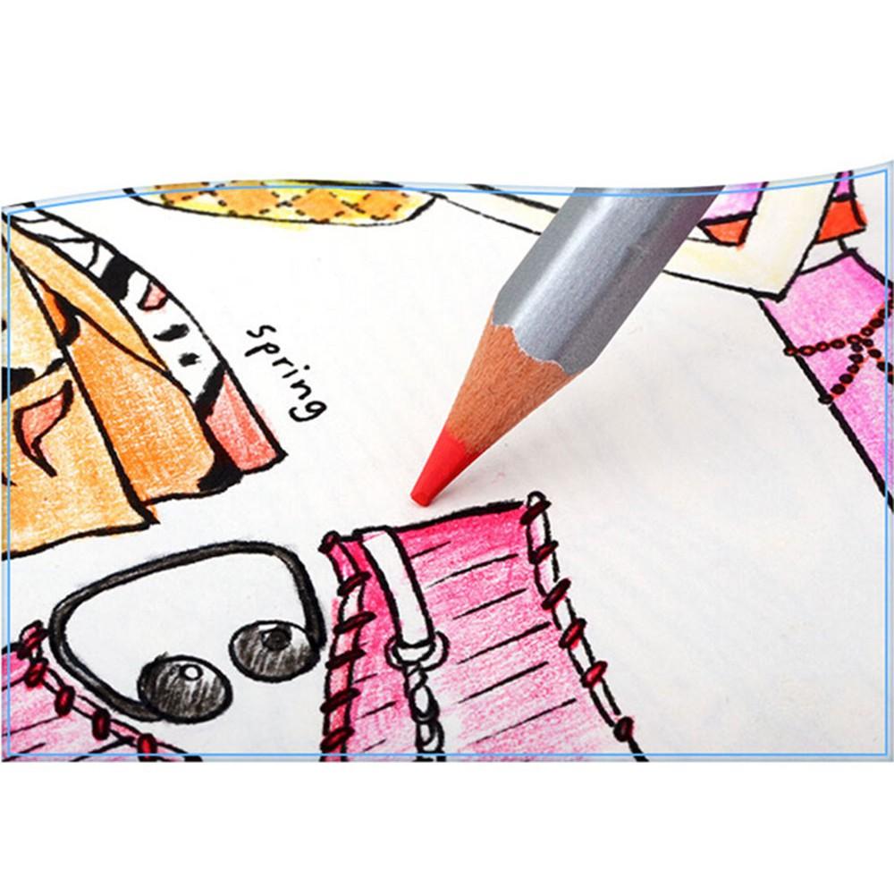 24//36//48 Color Marco Raffine Art Drawing Pencil Oil Base Non-Toxic Sketch Set