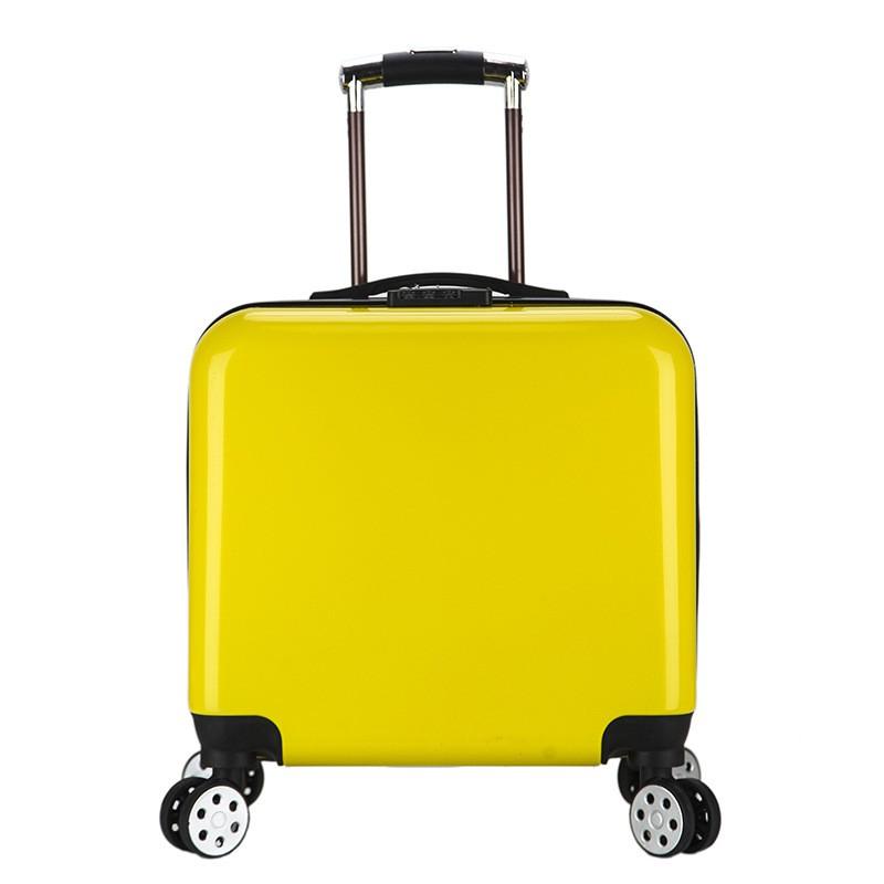 ✌รถเข็นเด็กปี 2020, กระเป๋าเดินทาง 18 นิ้วทรงเหลี่ยม, กระเป๋าล้อลาก, กระเป๋าเดินทางสำหรับเด็ก, การปรับแต่งกระเป๋าเดินทา