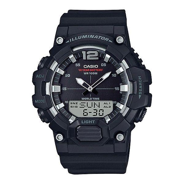 นาฬิกาผู้ชาย CASIO รุ่น HDC-700-1A ORIGINAL - HDC700 BLACK