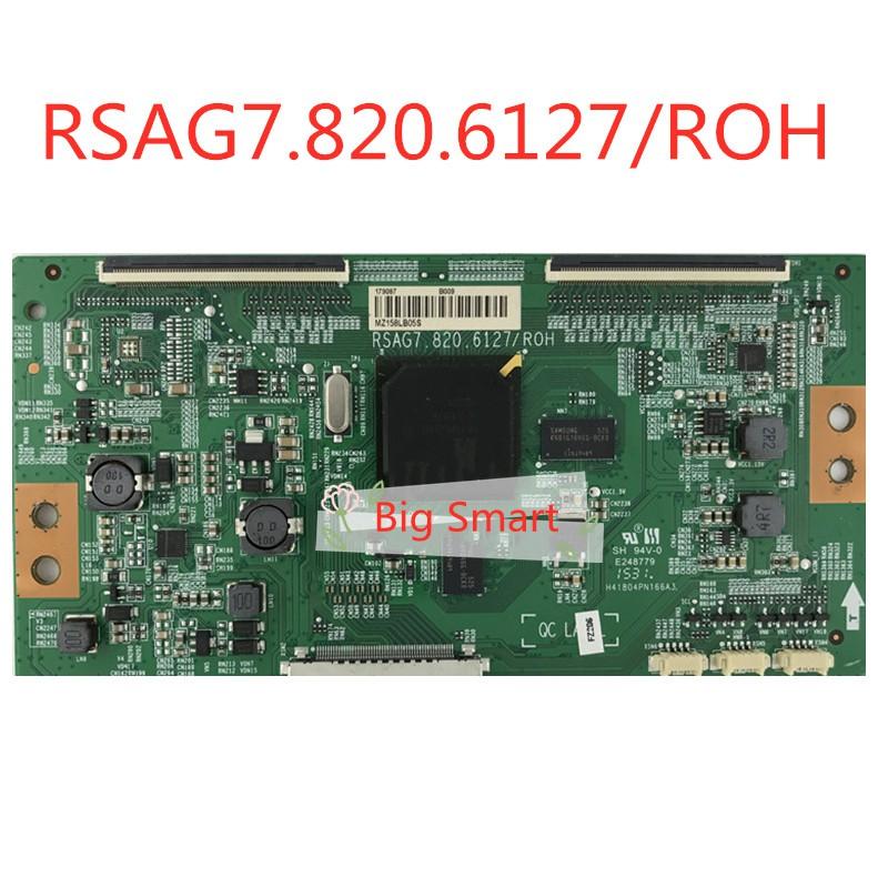 บอร์ดทดสอบ Tcon Rsag7 . 820 . 6127 / Roh Tv T - Con Logic Board