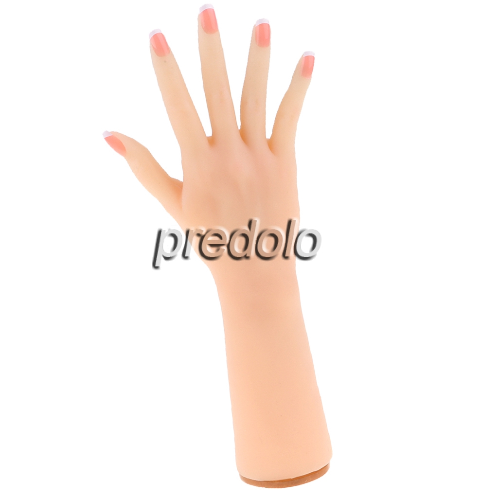 1:1 Realistic Female Silicon Hand Mannequin Model Jewelry Ring Display-Right