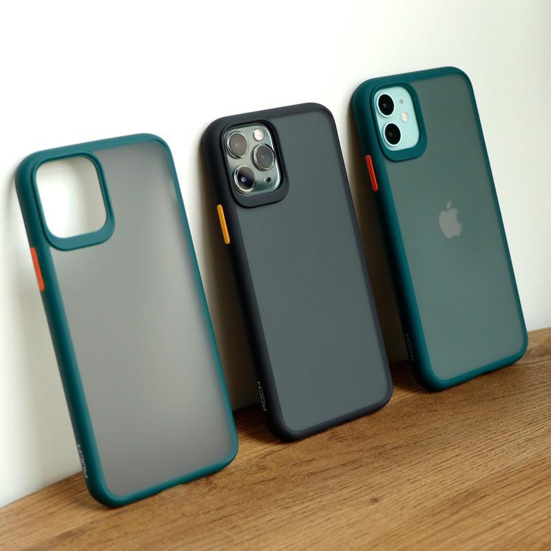 เคสโทรศัพท์มือถือ Tpu แบบสองชั้นสําหรับ Iphone 11 Pro Max Se 2020 X Xsmax Xr 7 8 Plus