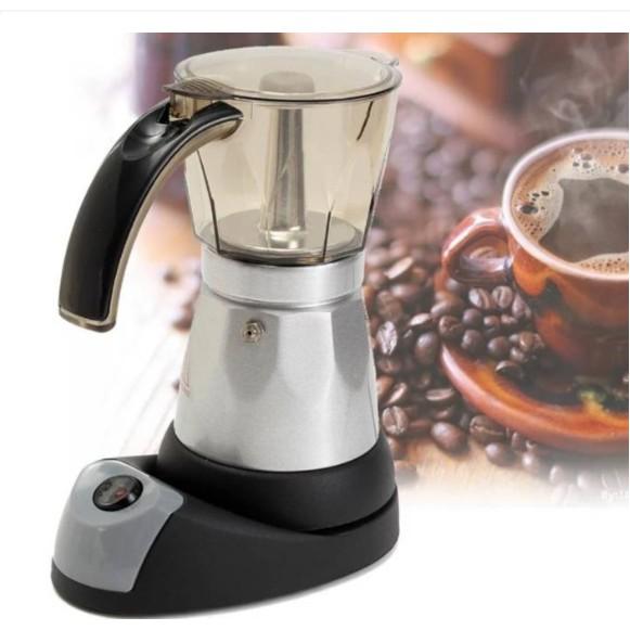 เครื่องทำกาแฟ Moka pot ใช้ ไฟฟ้า ***สินค้าพร้อมส่ง*** 5.0