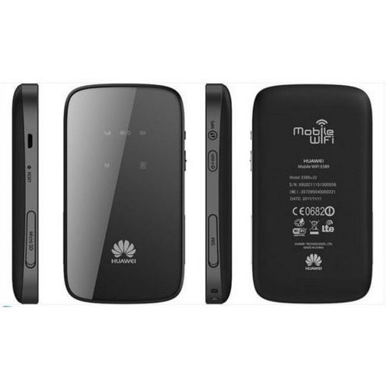Unlocked 4G Modem Huawei E589u-12 100Mbps 4G LTE 4 Pocket WiFi Hotspot  Wireless Modem
