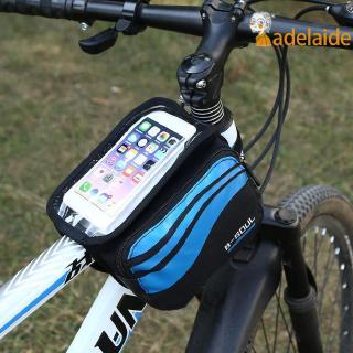 Carbon Light Mountain Bike Cycling road Bicycle Racing Hollow Seat Saddle Blue