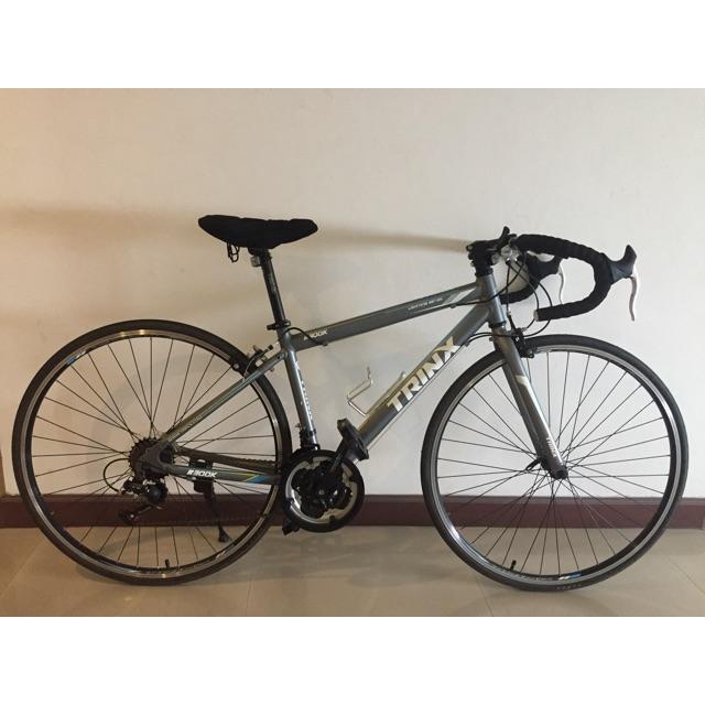 จักรยานเสือหมอบ Trinx R300K + เทรนเนอร์ปั่นในบ้าน