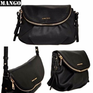Review 🌀ของแท้ Outlet🌀  ! MANGO QUITED SHOULDER BAG