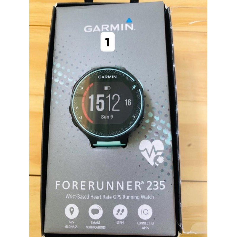 นาฬิกา Garmin Forerunner 235 มือสอง