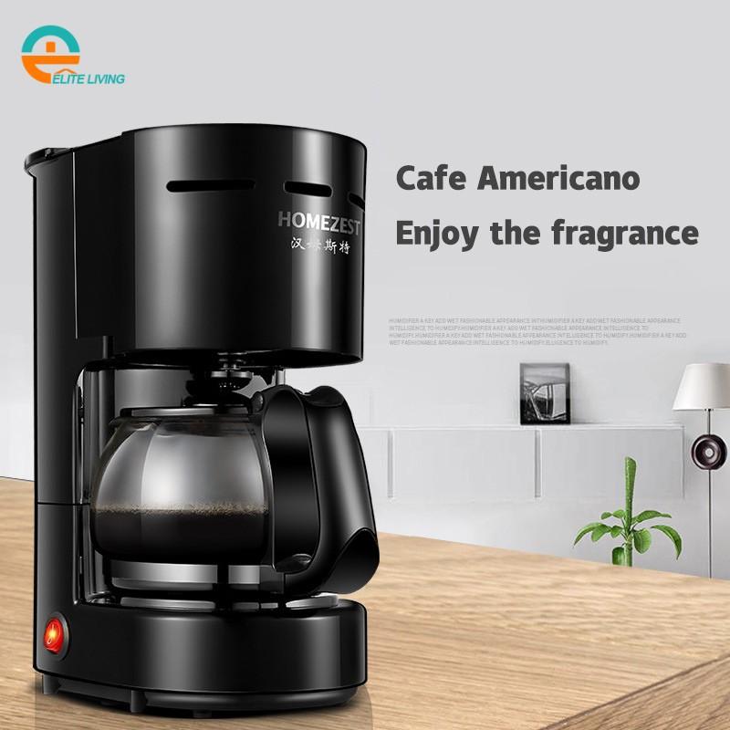 เครื่องชงกาแฟ เครื่องชงกาแฟเอสเพรสโซ เครื่องทำกาแฟขนาดเล็ก เครื่องทำกาแฟกึ่งอัตโนมติ การป้องกันการควบคุมอุณหภูมิอัตโนมัต