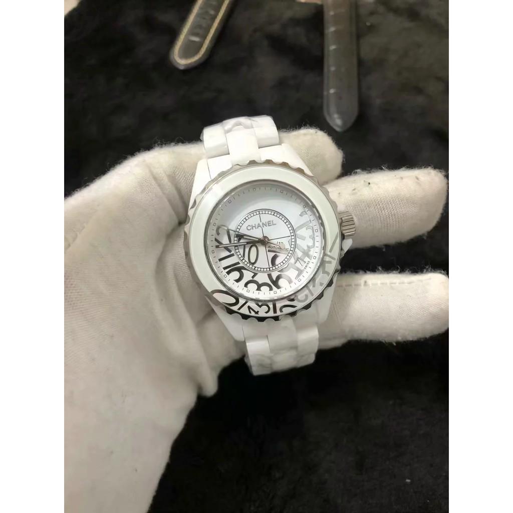 Chanel Chanel J12 Watch Spot ยิงจริงจัดส่งฟรี