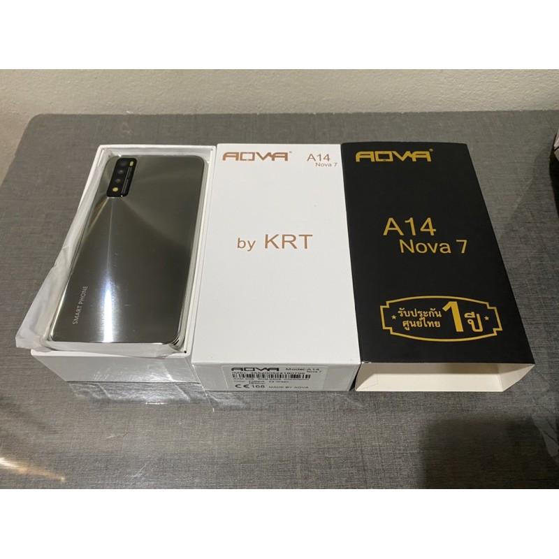 โทรศัพท์ AOVA A14 nova7 ‼️