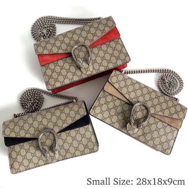 Gucci dionysus small พร้อมส่ง ของแท้ 100%