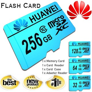 2019 high quality HUAWEI TF Card 98MB/S  64GB Micro SD Card Class10 UHS-1 Flash Card Memory  TF/SD Cards for Tablet