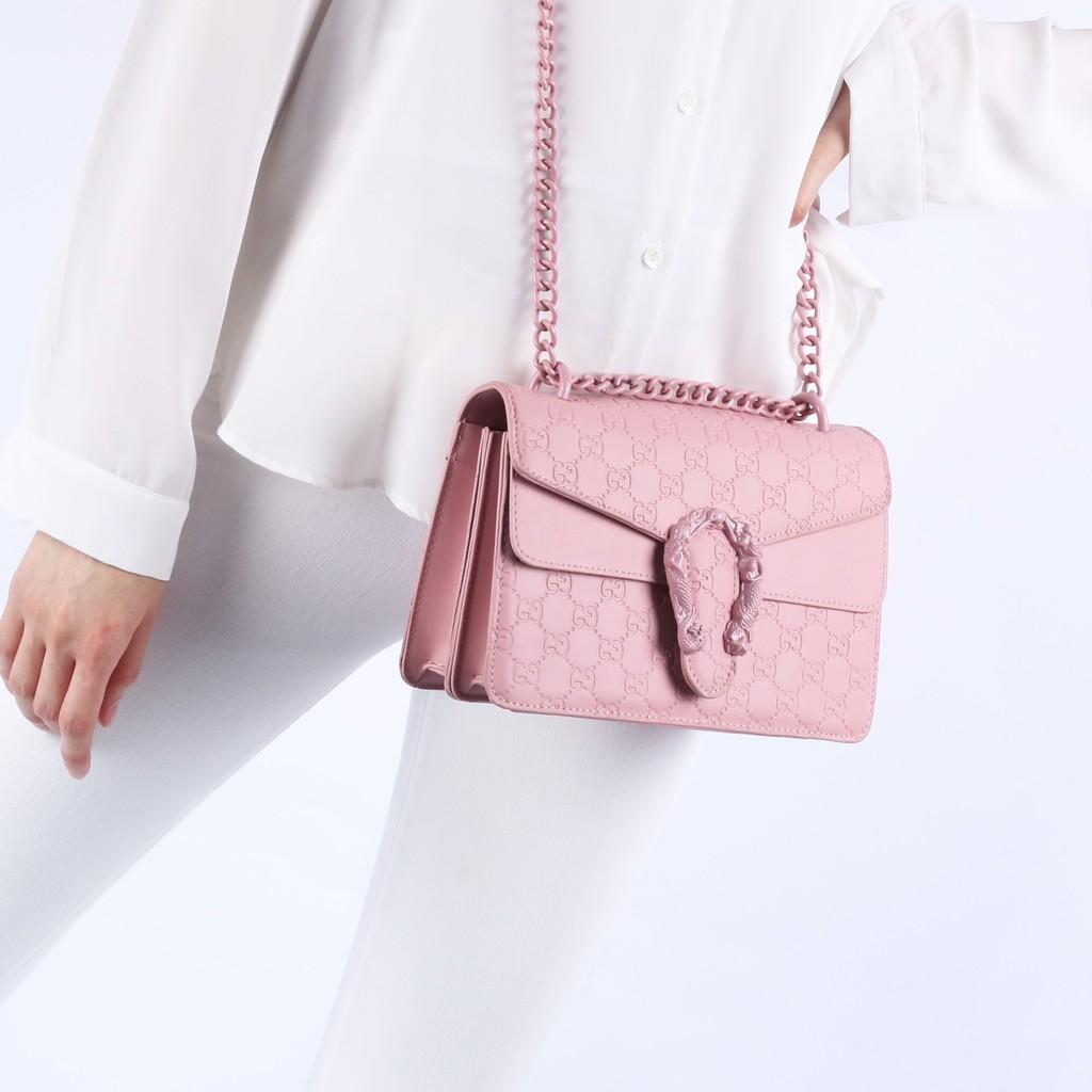 กระเป๋า Gucci Dionysus Flapbag ราคาถูกสําหรับผู้หญิง Md9201