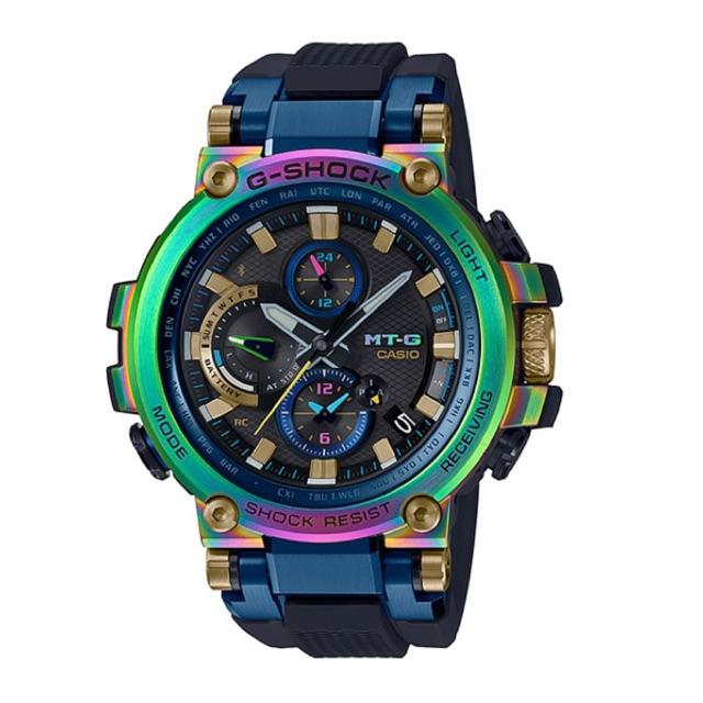 นาฬิกา CASIO G-SHOCK รุ่น MTG-B1000RB-2 LIMITED 20th Anniversary / MTG 35 ปี ของแท้รับประกันศูนย์ 1 ปี