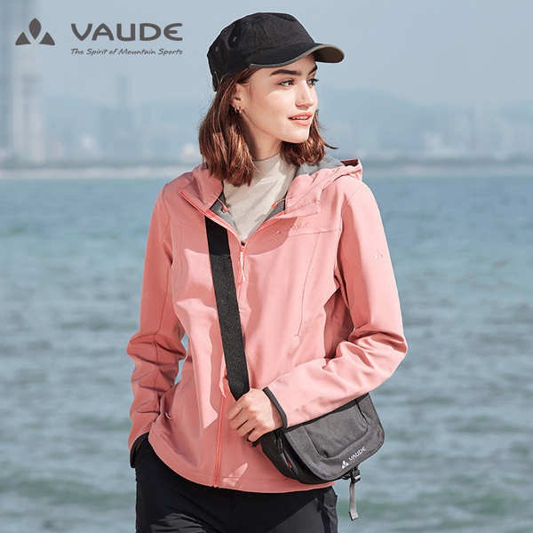 บูติก☊เยอรมนี VAUDE Weide กลางแจ้งชายและหญิงสันทนาการขี่จักรยานเดินป่าปีนเขาไหล่กระเป๋าสะพายใบเล็กกระเป๋าเดินทางผ้าใบ