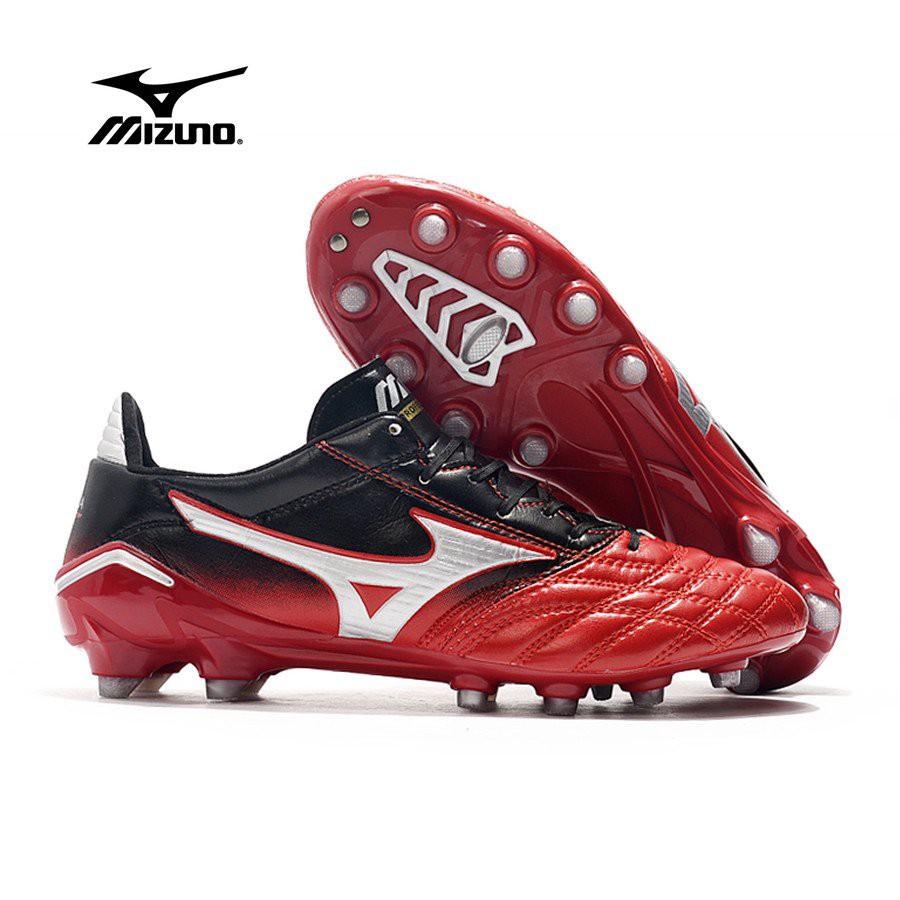 Mizuno Morelia Neo II FGรองเท้าฟุตบอล Mizuno Moreira ซีรีส์รองเท้าฟุตบอล FG ด้านล่าง