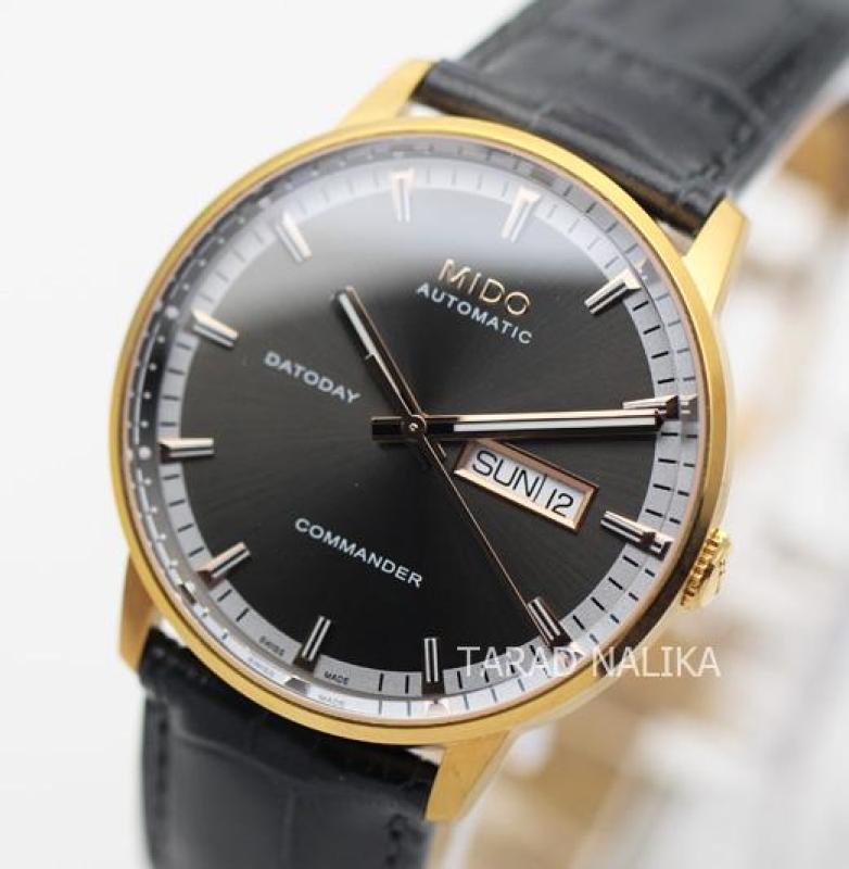 นาฬิกา MIDO Commander II automatic M016.430.36.061.02 (ของแท้ รับประกันศูนย์)
