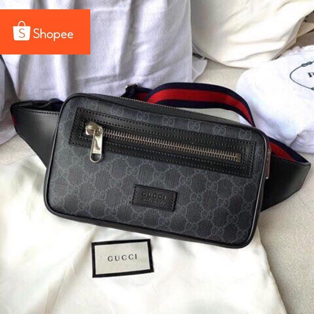 Gucci Black Belt Bag