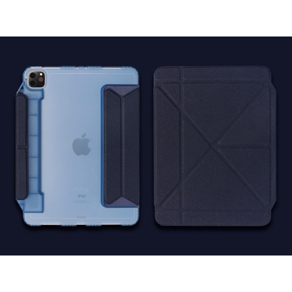 People Case For iPad pro 11 2021 รุ่นใหม่ล่าสุดจาก AppleSheep ใส่ปากกาพร้อมปลอกได้ [พร้อมส่งจากไทย] rvHn 25bs