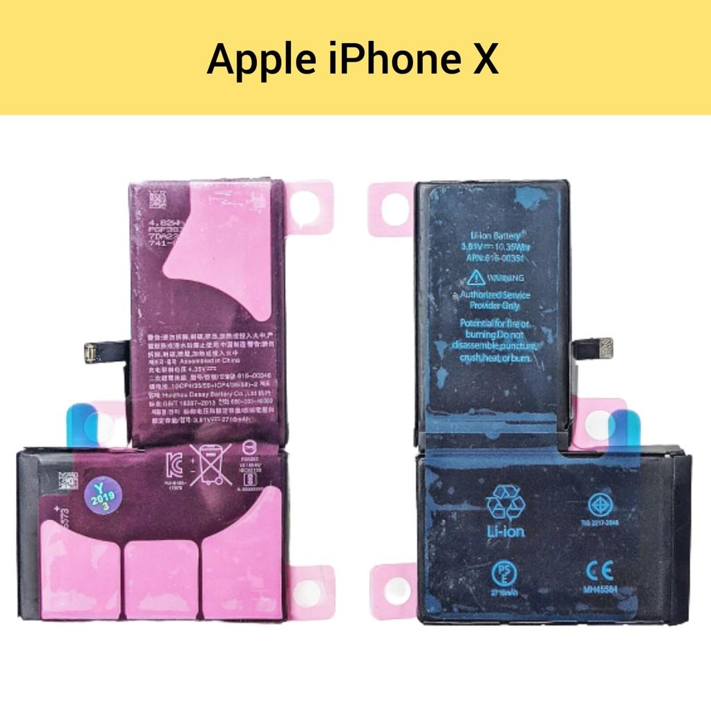แบตเตอรี่ | Apple iPhone X | Phone Battery | LCD MOBILE
