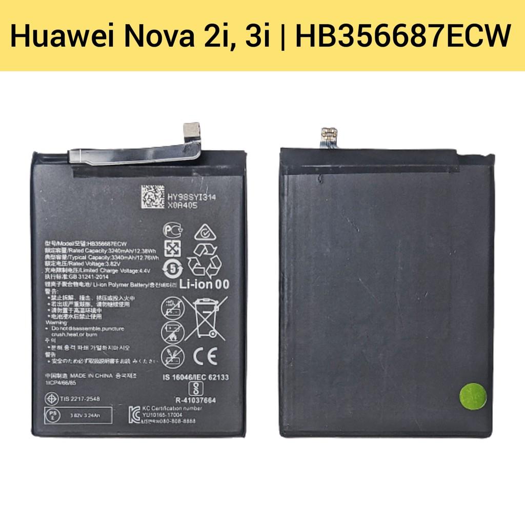 แบตเตอรี่ Huawei Nova 2i, 3i (HB356687ECW) | แบตมือถือ | Phone Battery