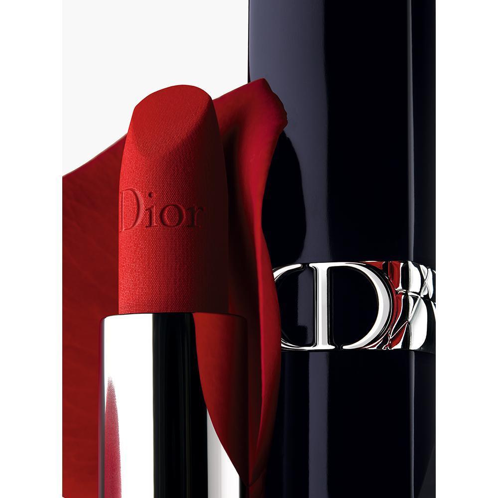ลิปสติก Dior☸﹍Dior Lipstick 999 740 888 772 Matte Moisturizing Matte Velvet ลิปสติกแบรนด์ใหญ่