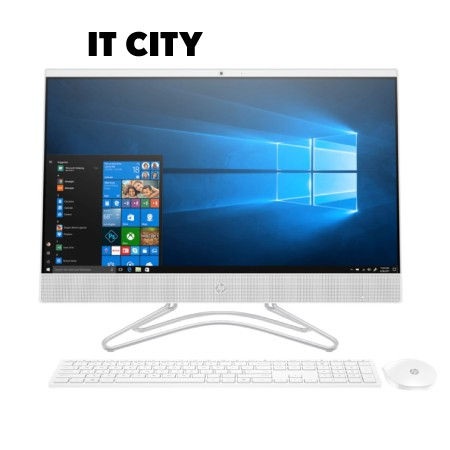 """[CLTTSQJ1ลด10%]HP 24-f0151d/i5-9400T/8GB/1TB/UMA/W10/23.8"""" คอมพิวเตอร์ตั้งโต๊ะ"""
