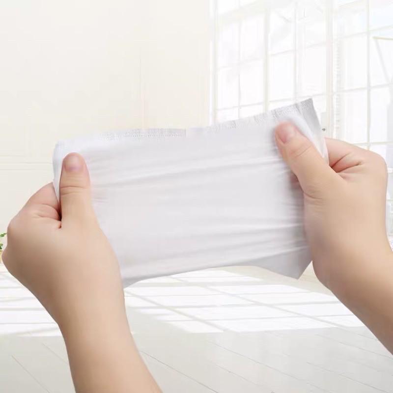 กระดาษทิชชู่ หนา 3 ชั้น ทิชชู่แบบดึง เหนียว แข็งแรง และ นุ่ม กระดาษเช็ดหน้า กระดาษเช็ดมือ#A029