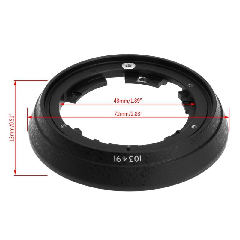 อุปกรณ์ยึดเลนส์ Barrel หมายเลขแหวนด้านหลังสําหรับ Nikon 24-70 F 2 . 8 G 14-24