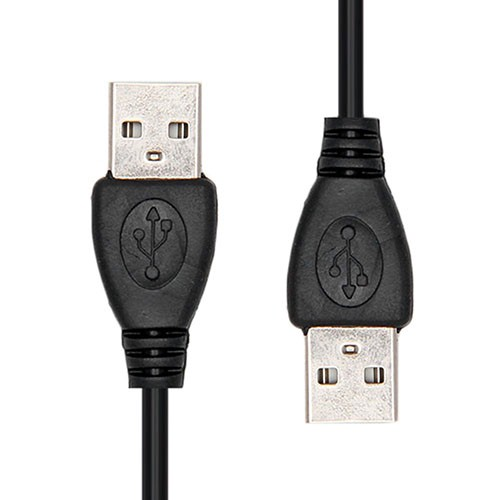 480 Mbps High Speed USB 2.0 Cable Type A Male//Male AMAM Cord for Data Sync 3ft