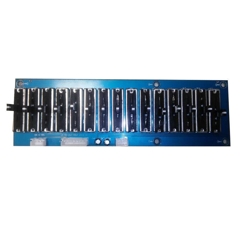 Triple Water Spray 3PCS Generator High Speed Drill Bits Unit 4Holes Anti-retraction System Low Noisy Professional LED Light