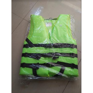 เสื้อชูชีพ ดำน้ำ ว่ายน้ำเด็กโต-วัยรุ่น พร้อมนกหวีด เบอร์ 4 รุ่น PPL 004 dden