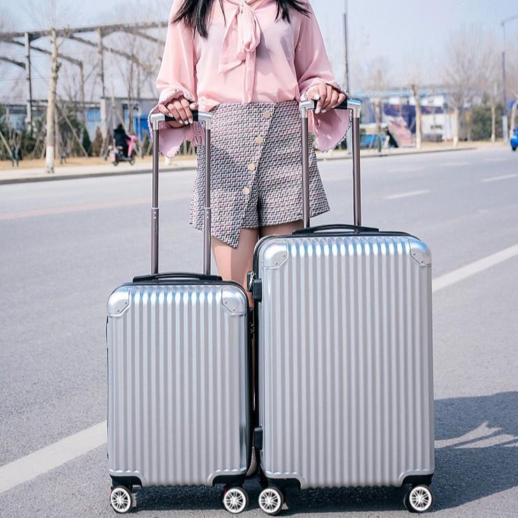 ▼№กระเป๋าเดินทางล้อลาก 20 นิ้ว/24 นิ้ว กระเป๋าเดินทาง สินค้าพร้อมส่ง