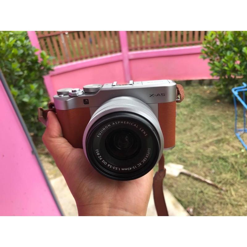 กล้องฟูจิxa-5มือสองราคาถูก