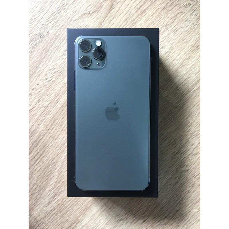 [ขายต่อ] iPhone 11 Pro Max *มือสอง(สินค้าใช้เอง)* สีเขียว Midnight Green ความจุ 256GB