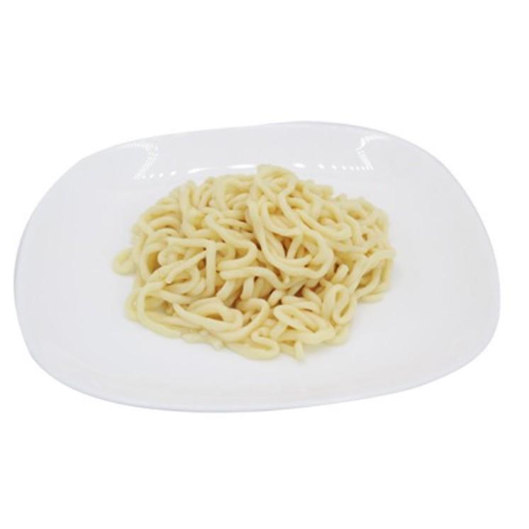 MOKI สปาเก็ตตี้โอ๊ตไฟเบอร์ผสมบุก 200กรัม (FK0167-1) เส้นบุก คีโต เจ คลีน ลดน้ำหนัก Oat Fiber Spaghetti with Konjac