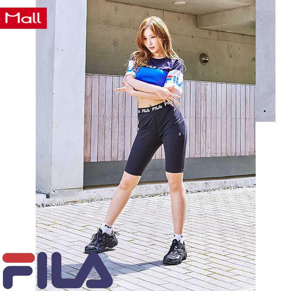 Fila รองเท้าวิ่งรองเท้ากีฬาแฟชั่นสตรี