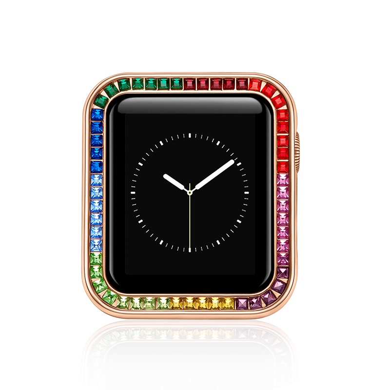 เคสนาฬิกาข้อมือสแตนเลสสําหรับ Applewatch Applewatch Se65432