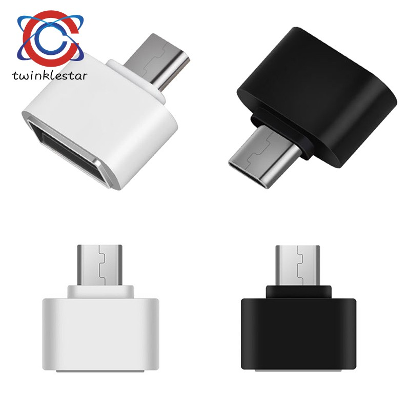 Type-C OTG Adapter USB3 1 to USB2 0 Type-A Connector for Samsung S8 Huawei  Mate9 Phone
