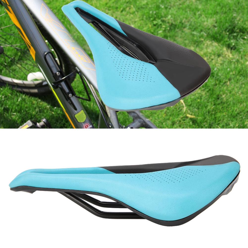 Comfort Mountain Road Cycling Bike Bicycle Hollow Saddle Seat Soft Cushion Pad