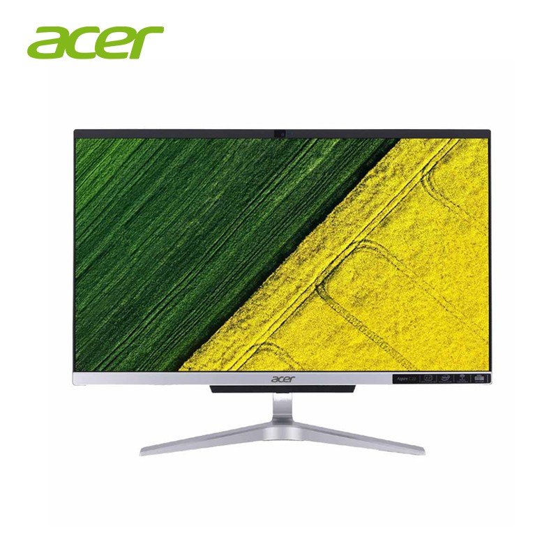 Acer C22-960/T003 ALL IN ONE i5-10210U RAM8G HDD1T SSD256G UMA W10 Free Wireless keyboard and mouse