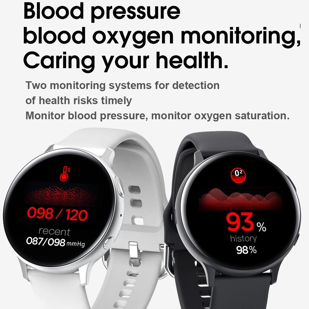 2020 S 2 Ip 68 นาฬิกาข้อมือ Smart Watch มัลติฟังก์ชั่นกันน้ํา